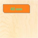 Фанера 40 мм