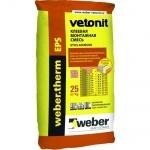 Клеевая смесь Weber EPS