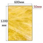 Стекловата ISOVER Штукатурный фасад 1200х600х50 (8 плит)