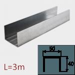 Профиль ПН-2 50/40 L=3м