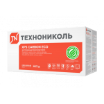 Утеплитель Технониколь XPS Carbon ECO 20х1200х600 мм (20 плит, 14,4 кв.м.)